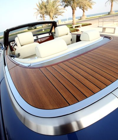 Rolls-Royce Phantom Drophead Coupe: 02 фото