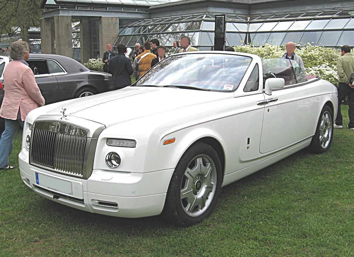 Rolls-Royce Phantom Drophead Coupe: 03 фото