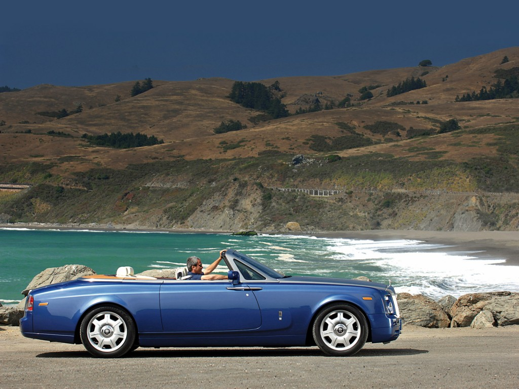Rolls-Royce Phantom Drophead Coupe: 04 фото