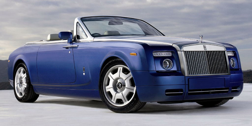 Rolls-Royce Phantom Drophead Coupe: 05 фото