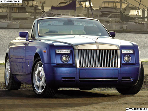 Rolls-Royce Phantom Drophead Coupe: 06 фото