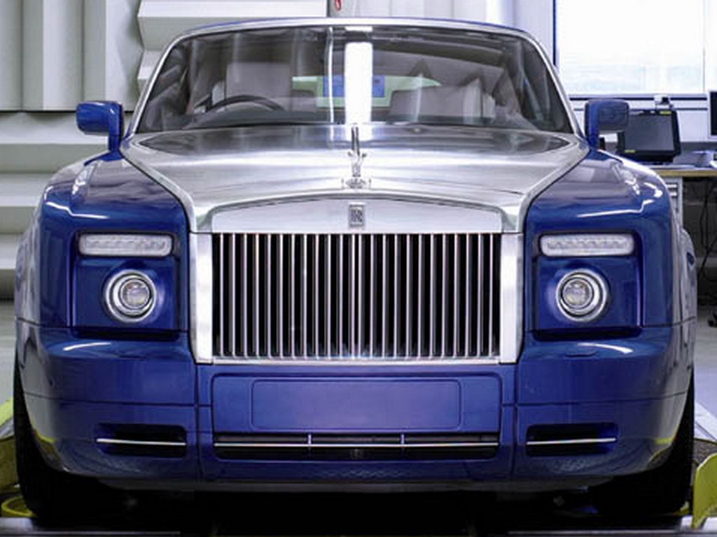Rolls-Royce Phantom Drophead Coupe: 07 фото