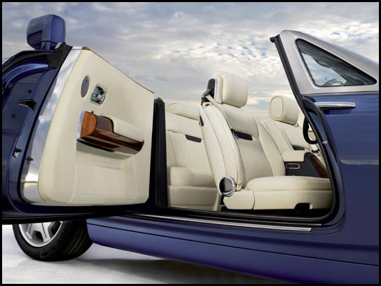 Rolls-Royce Phantom Drophead Coupe: 09 фото