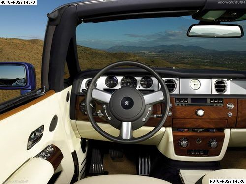 Rolls-Royce Phantom Drophead Coupe: 11 фото