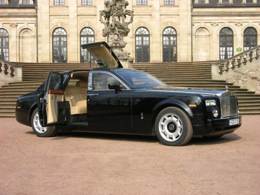 Rolls Royce Phantom: 1 фото