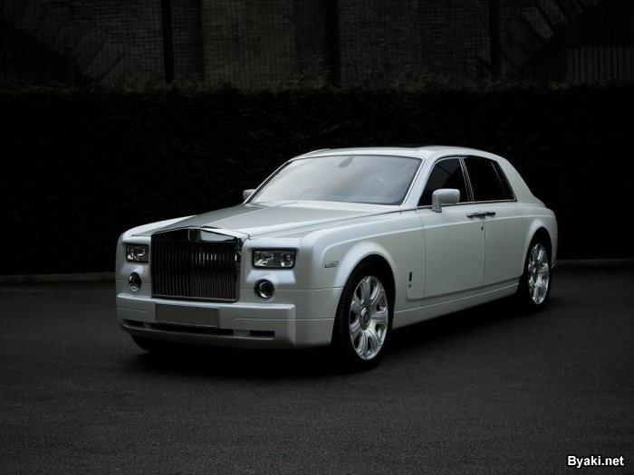Rolls Royce Phantom: 03 фото