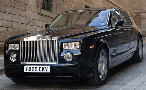 Rolls Royce Phantom: 4 фото