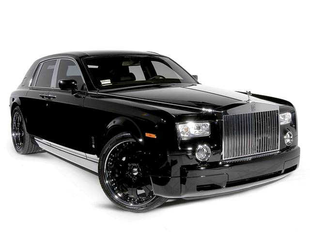 Rolls Royce Phantom: 5 фото