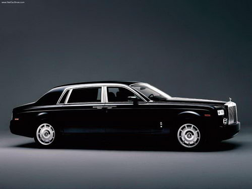 Rolls Royce Phantom: 06 фото