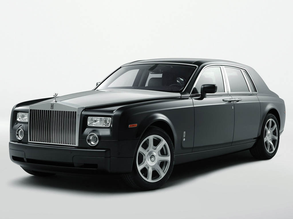 Rolls Royce Phantom: 7 фото