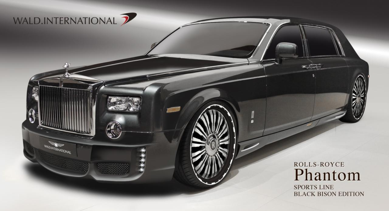 Rolls Royce Phantom: 8 фото