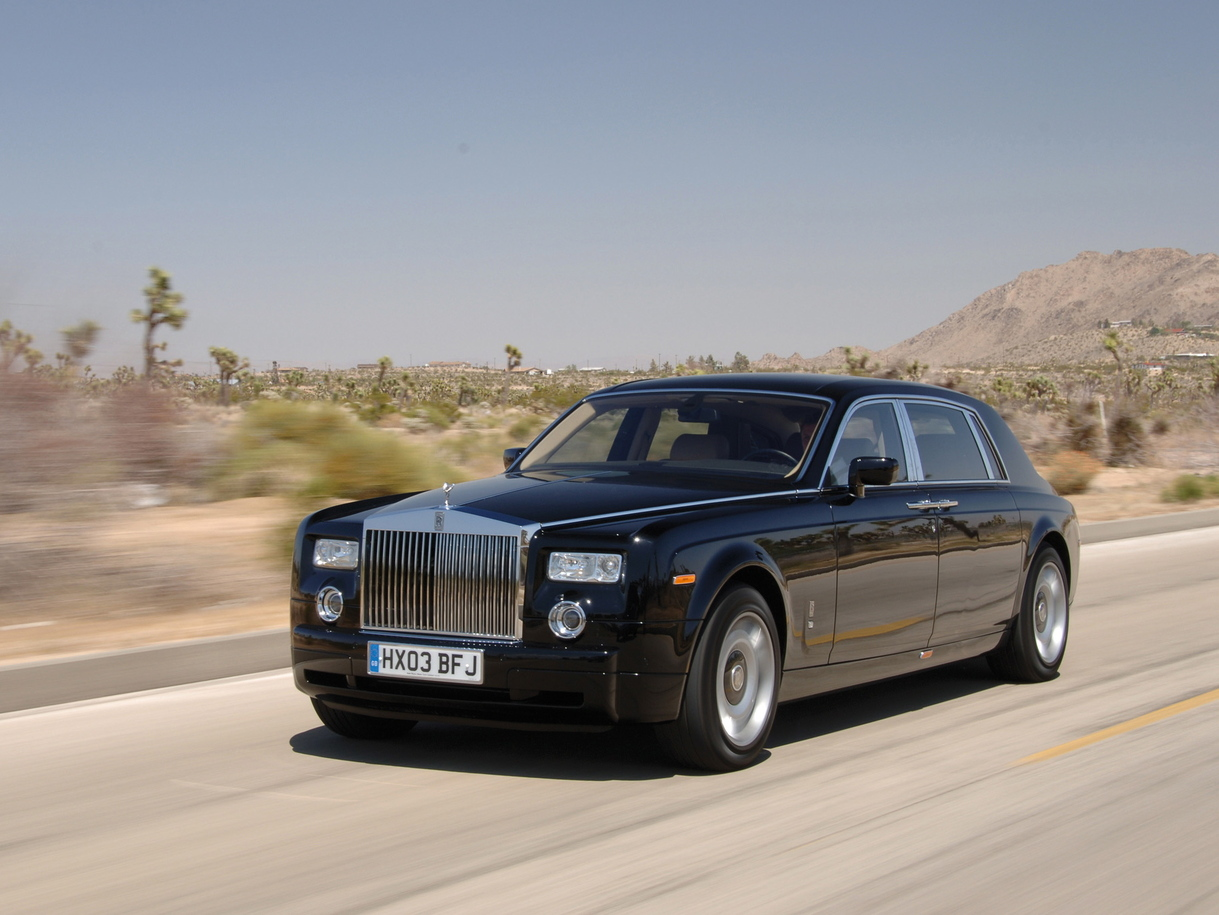 Rolls Royce Phantom: 11 фото