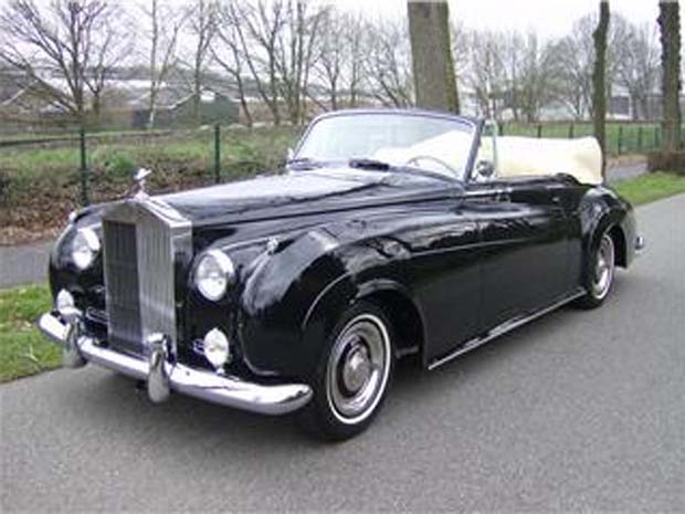 Rolls-Royce Silver Cloud - 620 x 465, 05 из 9