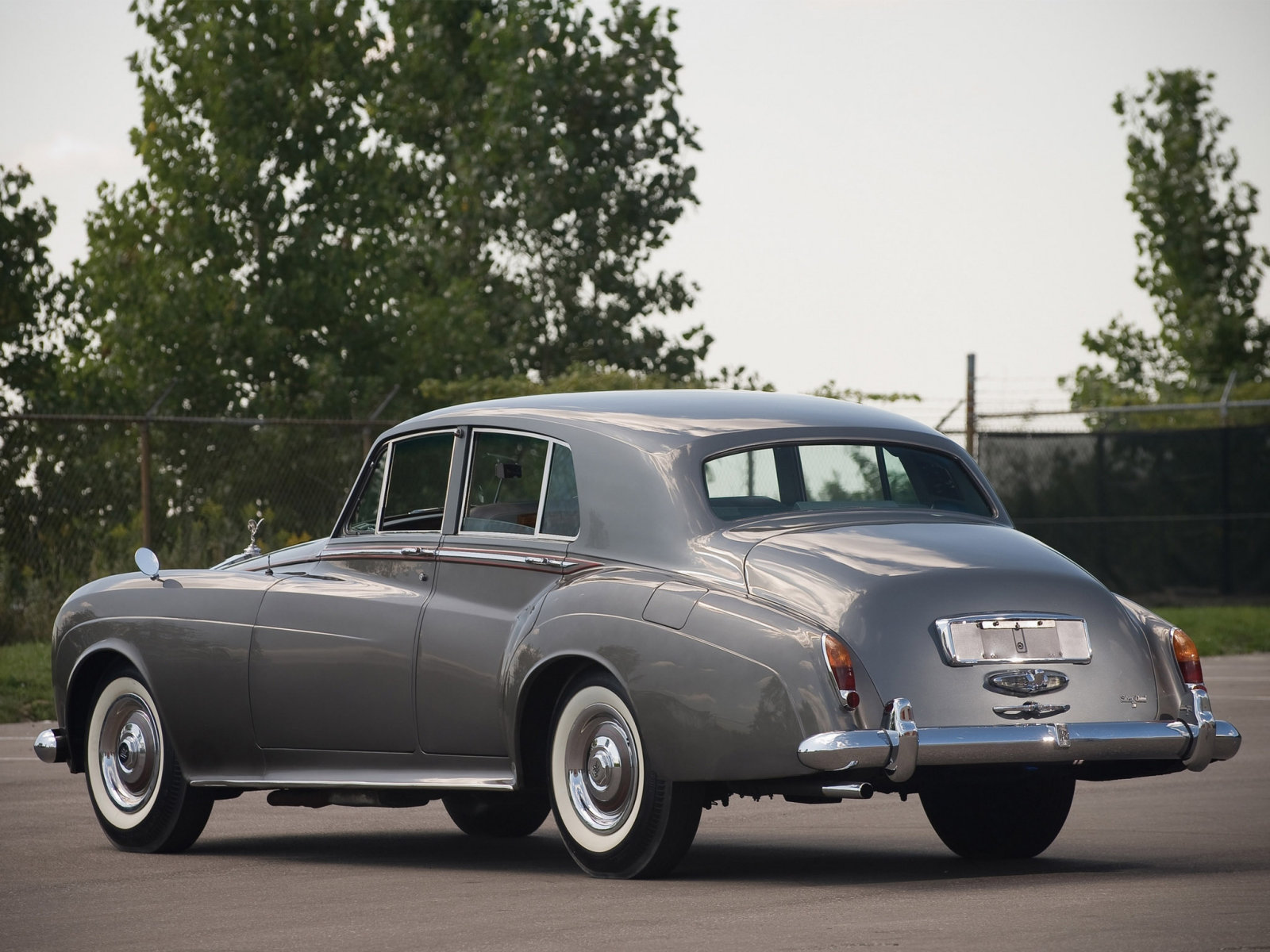 Rolls-Royce Silver Cloud: 7 фото