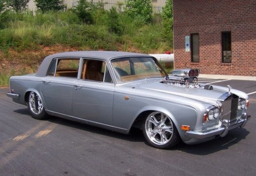 Rolls-Royce Silver Shadow: 03 фото