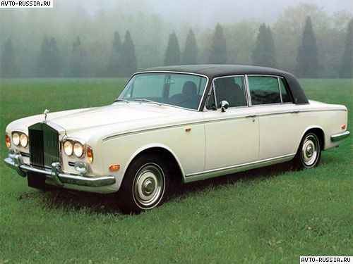 Rolls-Royce Silver Shadow: 05 фото