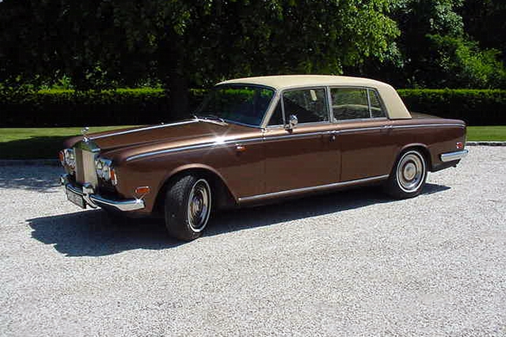 Rolls-Royce Silver Shadow: 07 фото