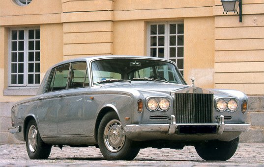 Rolls-Royce Silver Shadow: 08 фото