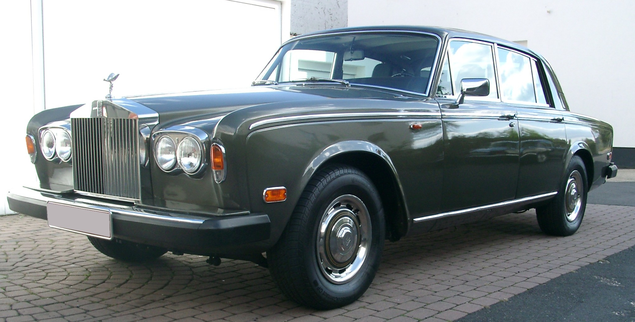 Rolls-Royce Silver Shadow: 11 фото