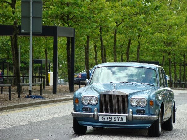 Rolls-Royce Silver Shadow: 12 фото