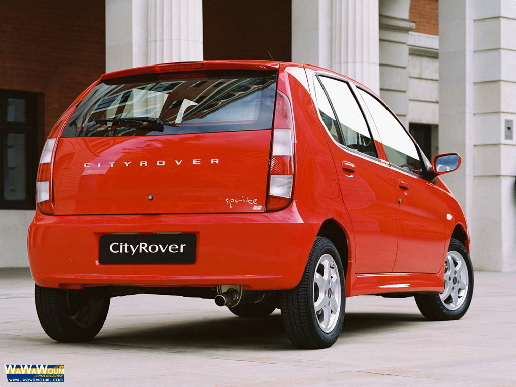 Rover CityRover: 2 фото