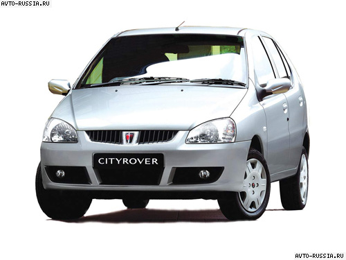 Rover CityRover: 4 фото
