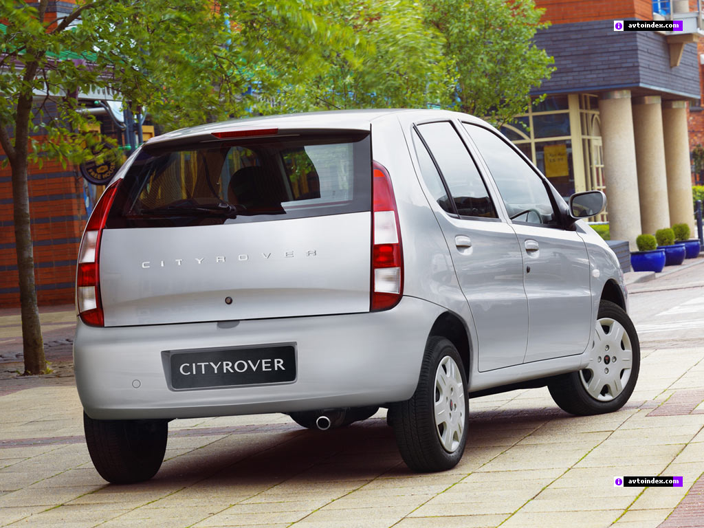 Rover CityRover: 6 фото
