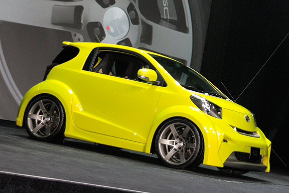 Scion iQ: 02 фото