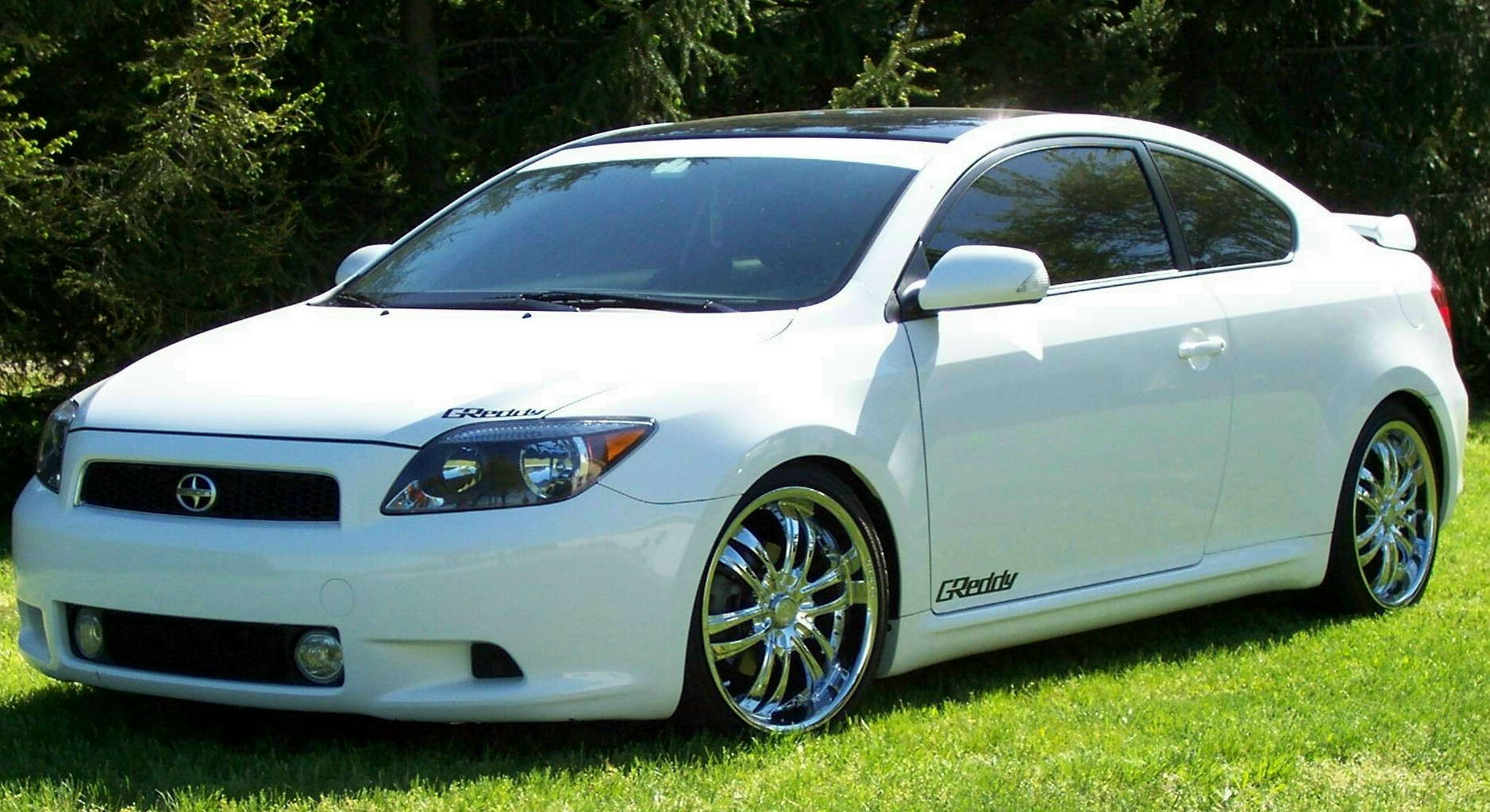 Scion tC I: 2 фото