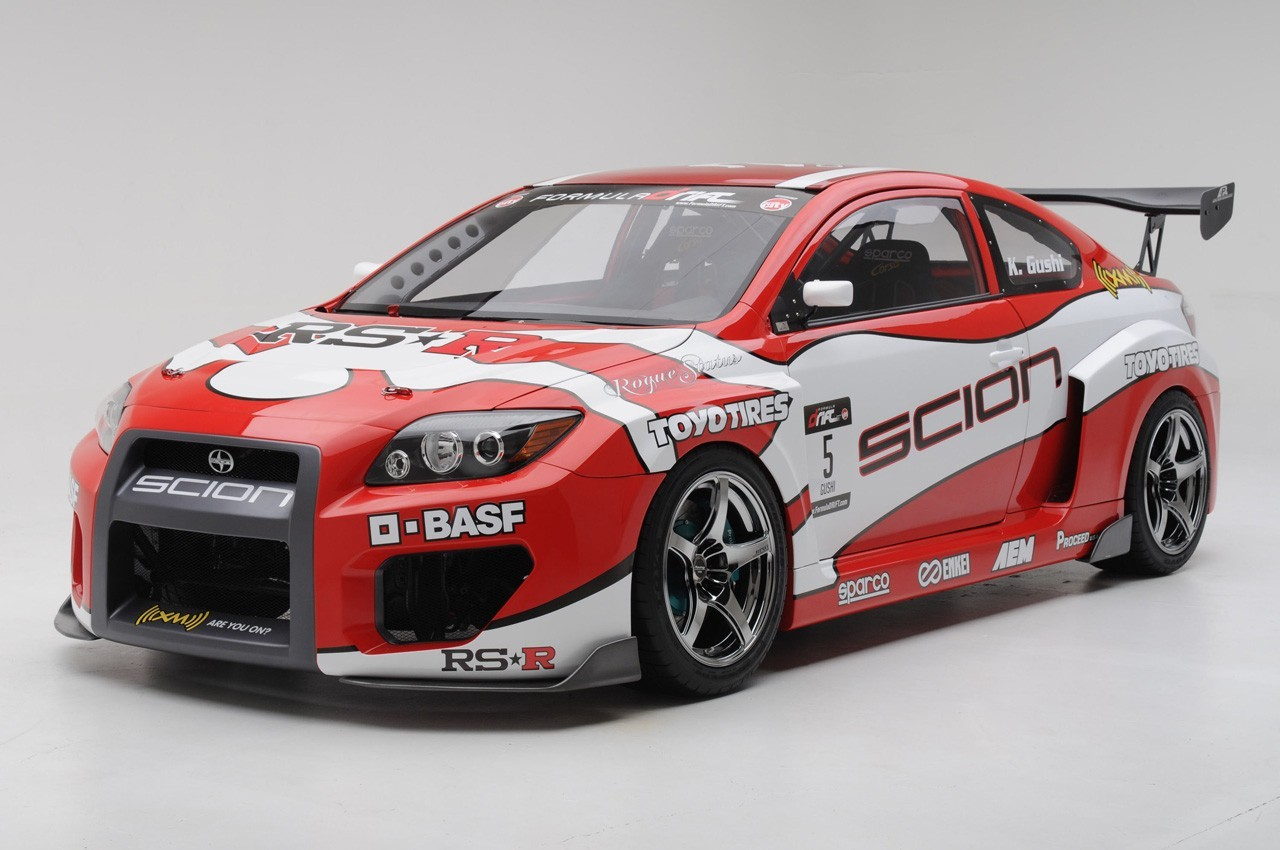 Scion tC I: 06 фото