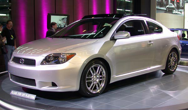 Scion tC I: 11 фото