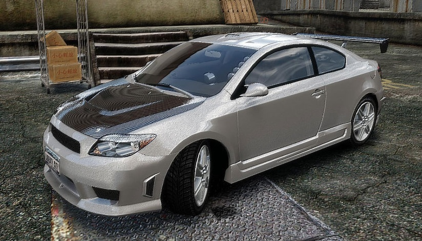 Scion tC: 07 фото