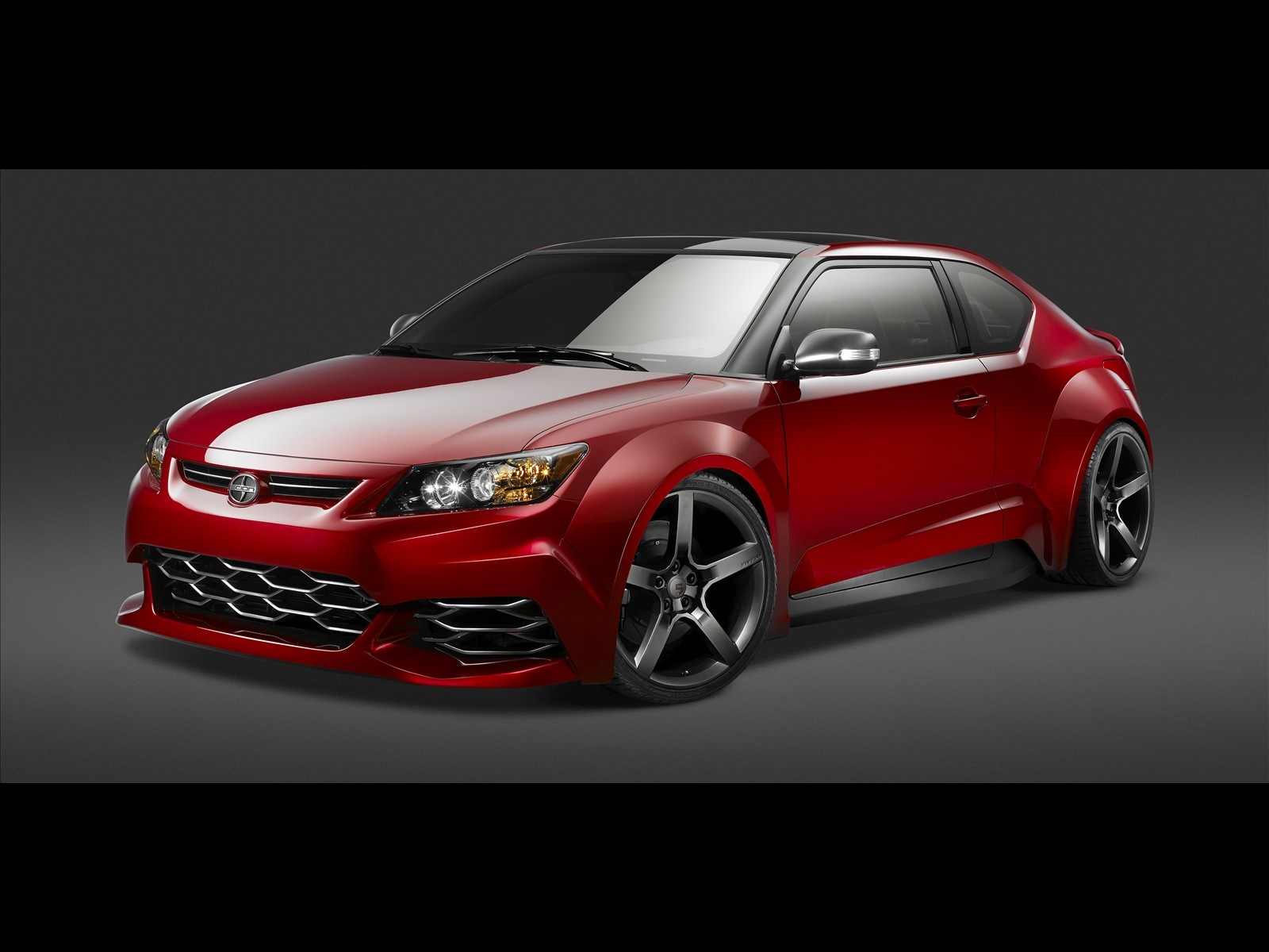 Scion tC: 10 фото