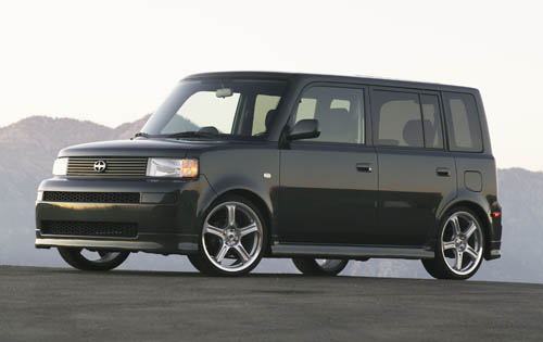 Scion xB I
