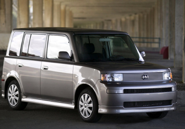 Scion xB: 03 фото