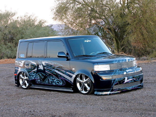 Scion xB: 5 фото