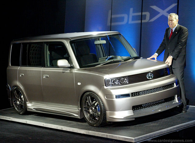 Scion xB: 06 фото