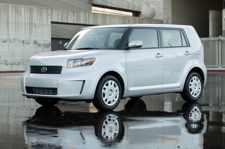 Scion xB: 08 фото