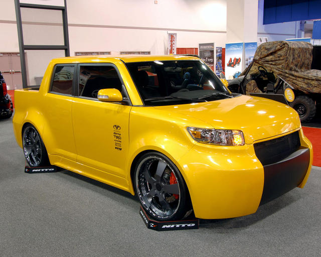Scion xB: 9 фото