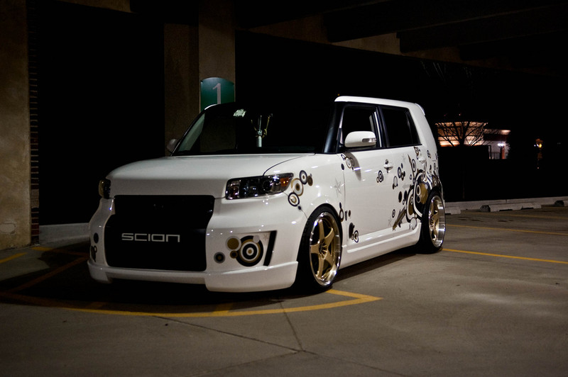 Scion xB: 10 фото