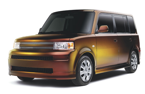 Scion xB: 12 фото