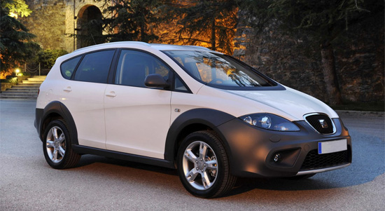 SEAT Altea Freetrack: 07 фото