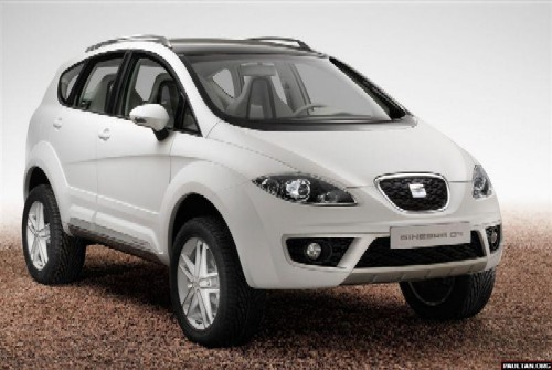 SEAT Altea Freetrack: 08 фото