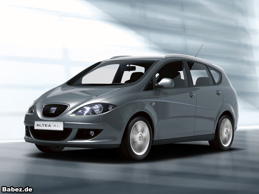 SEAT Altea XL: 06 фото