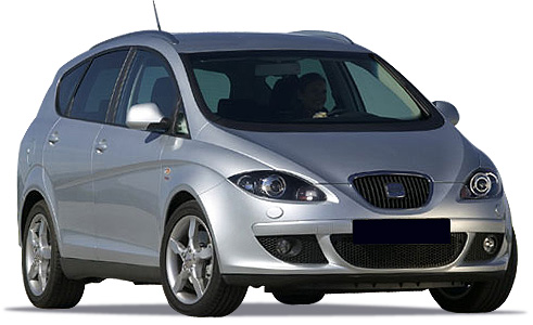 SEAT Altea XL: 12 фото