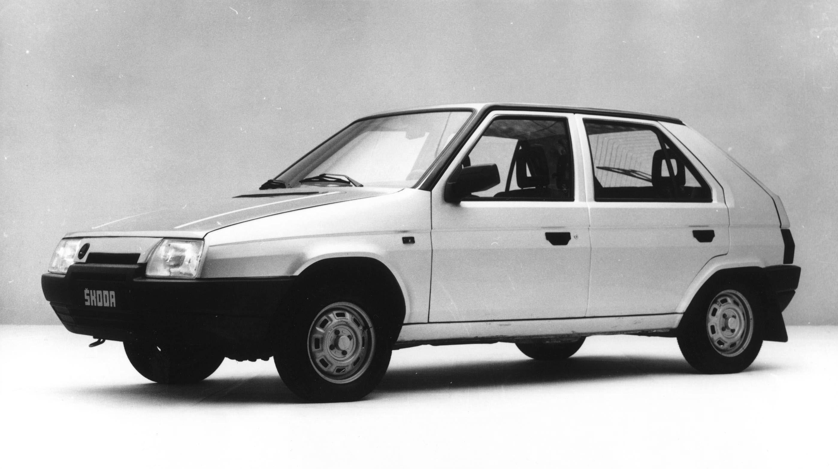 Skoda Favorit: 6 фото