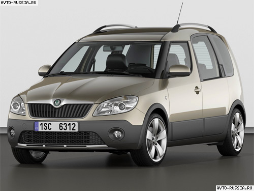 Skoda Roomster Scout