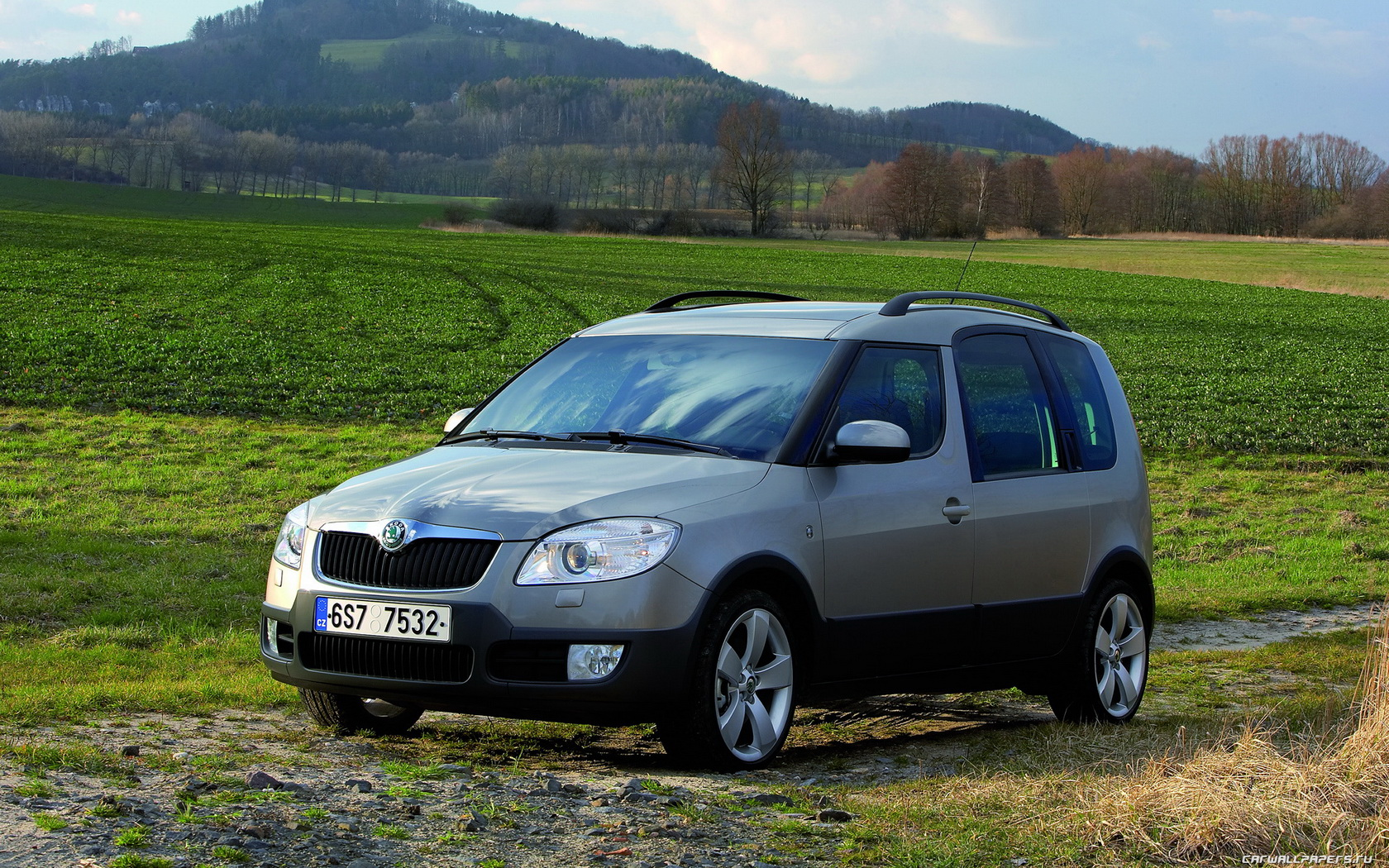 Skoda Roomster Scout: 4 фото