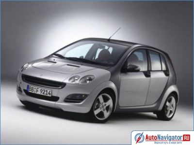 Smart Forfour: 03 фото