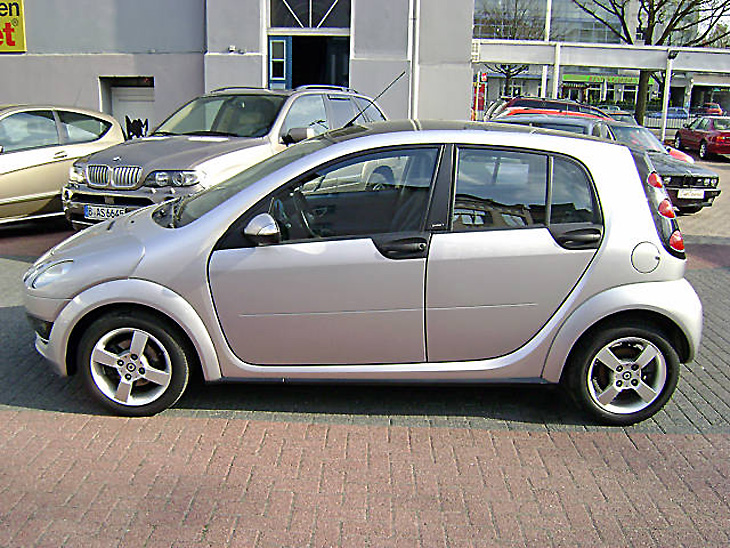 Smart Forfour: 06 фото